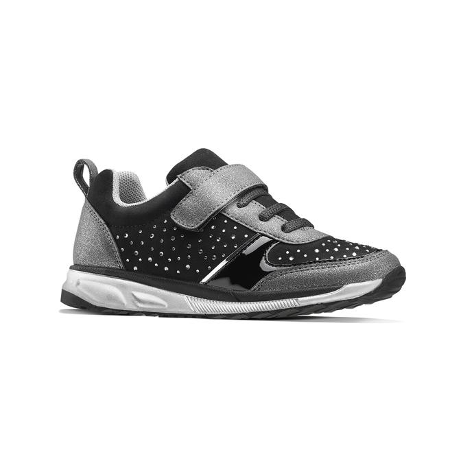 Childrens shoes mini-b, Noir, 329-6295 - 13