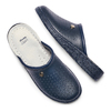 Childrens shoes bata, Bleu, 874-9803 - 19