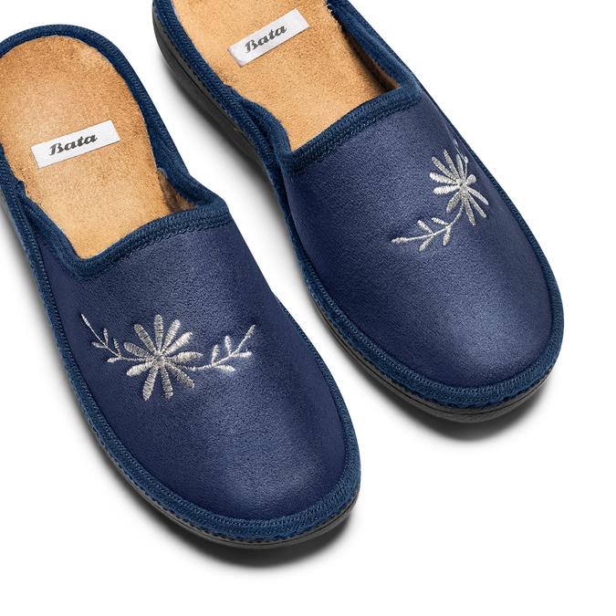 Women's shoes bata, Violet, 579-9280 - 26