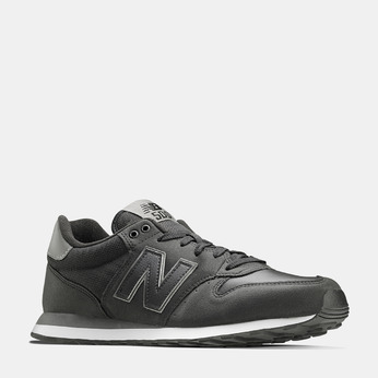 Men's shoes new-balance, Noir, 801-6500 - 13