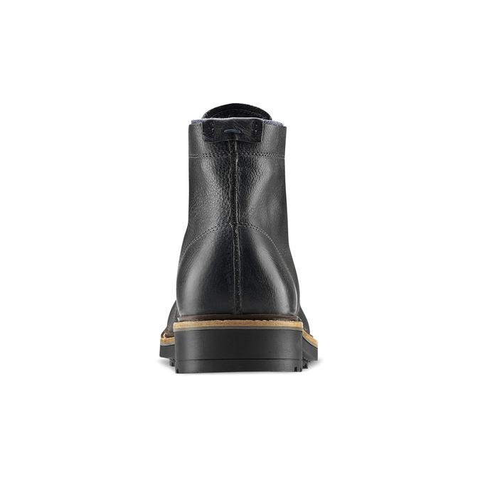 Chaussures Homme bata, Noir, 894-6522 - 16