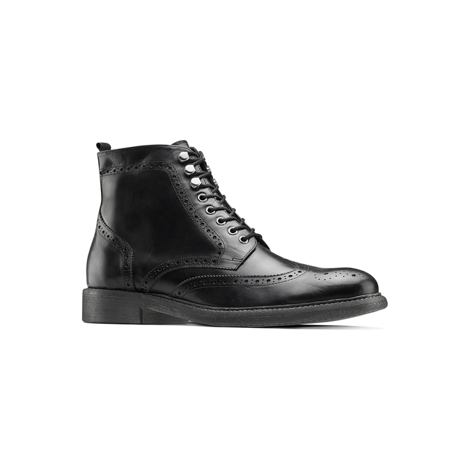 Men's shoes bata, Noir, 894-6725 - 13