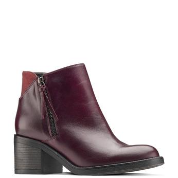 Women's shoes bata, Rouge, 694-5421 - 13