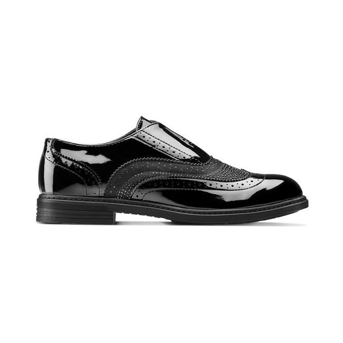 Childrens shoes mini-b, Noir, 321-6201 - 26