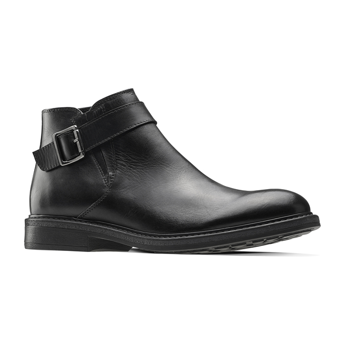 Men's shoes bata, Noir, 824-6603 - 13