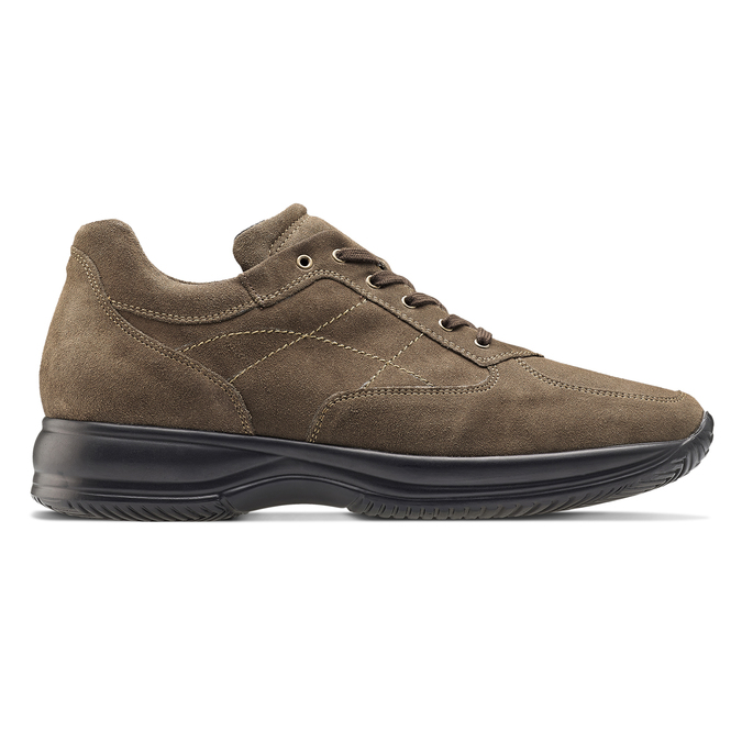 Men's shoes bata, Brun, 843-3315 - 26