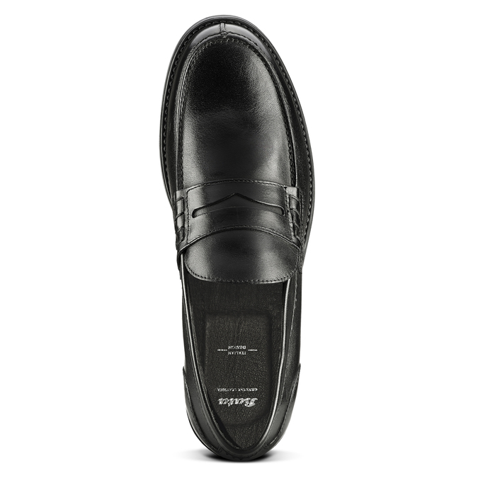 Men's shoes bata, Noir, 814-6175 - 17