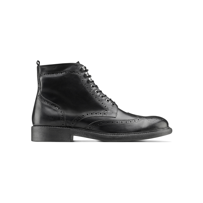 Men's shoes bata, Noir, 894-6725 - 26