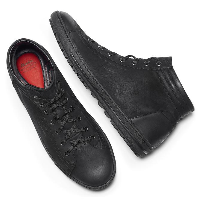 Men's shoes bata, Noir, 894-6295 - 19