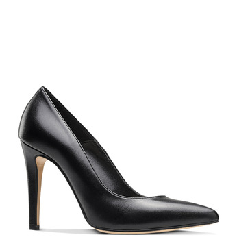 Women's shoes insolia, Noir, 724-6111 - 13
