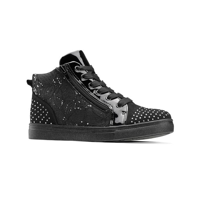 Childrens shoes mini-b, Noir, 329-6302 - 13