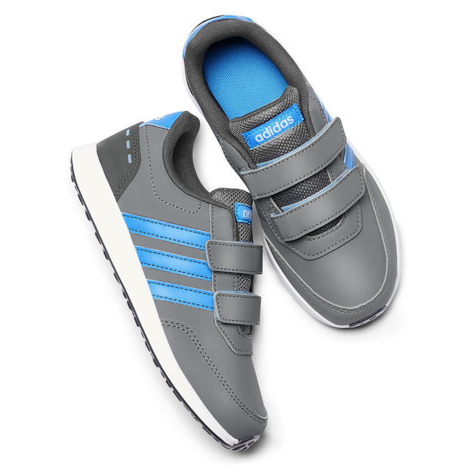 Childrens shoes adidas, Gris, 309-2189 - 19