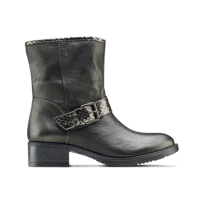 BATA Chaussures Femme bata, Gris, 694-2420 - 26