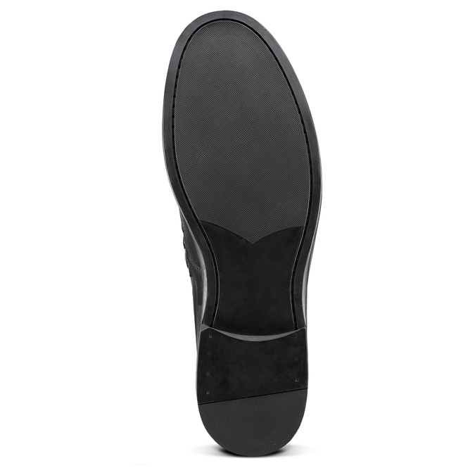Men's shoes bata, Noir, 814-6175 - 19