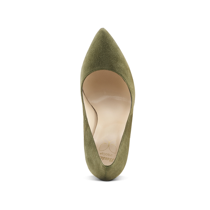 Women's shoes insolia, Vert, 723-7111 - 15