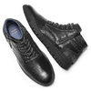 Men's shoes bata, Noir, 894-6719 - 19