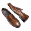 Men's shoes bata, Brun, 814-3175 - 26