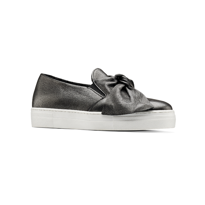 Women's shoes north-star, Gris, 514-2265 - 13