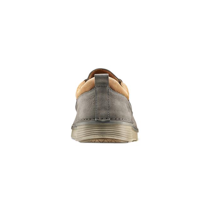 Chaussure légère en cuir weinbrenner, Gris, 846-2436 - 16