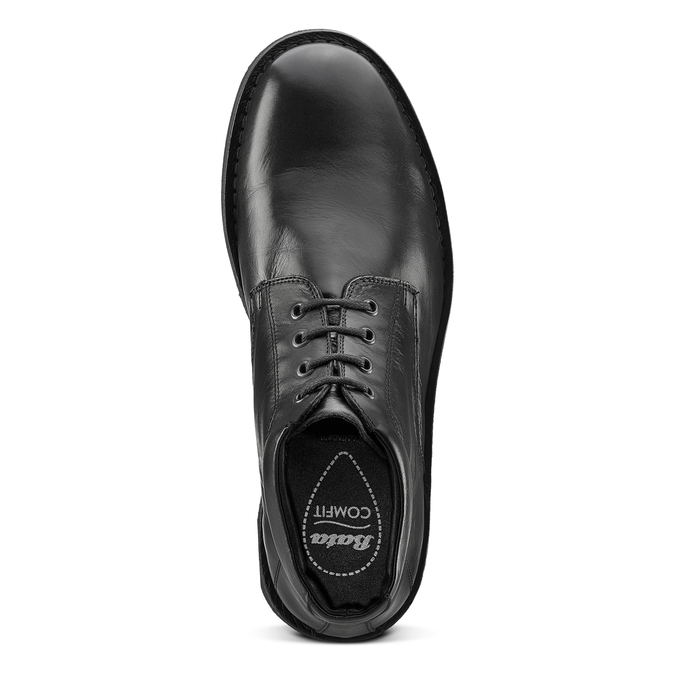 Men's shoes, Noir, 844-6724 - 15