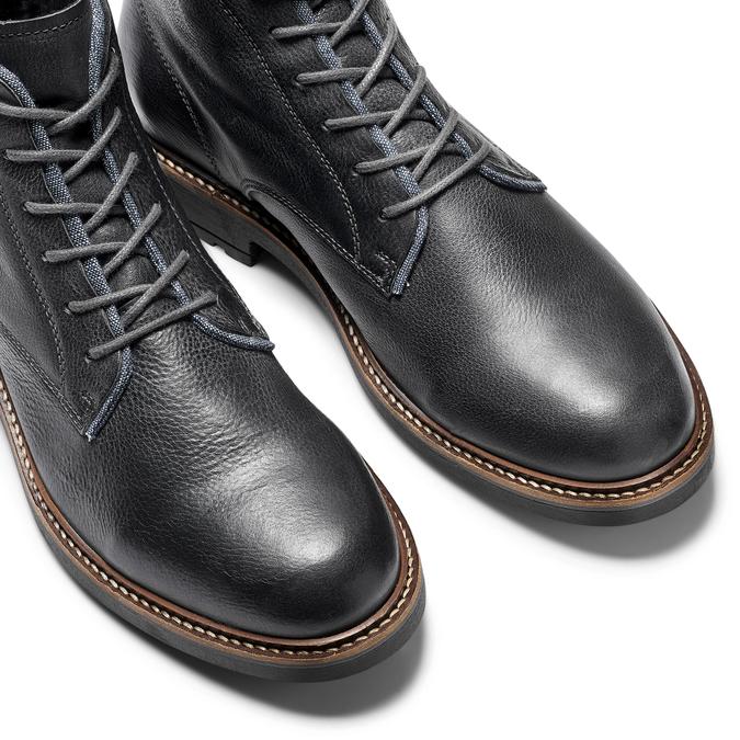 Chaussures Homme bata, Noir, 894-6522 - 15