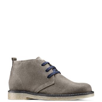 Childrens shoes mini-b, Gris, 313-2278 - 13