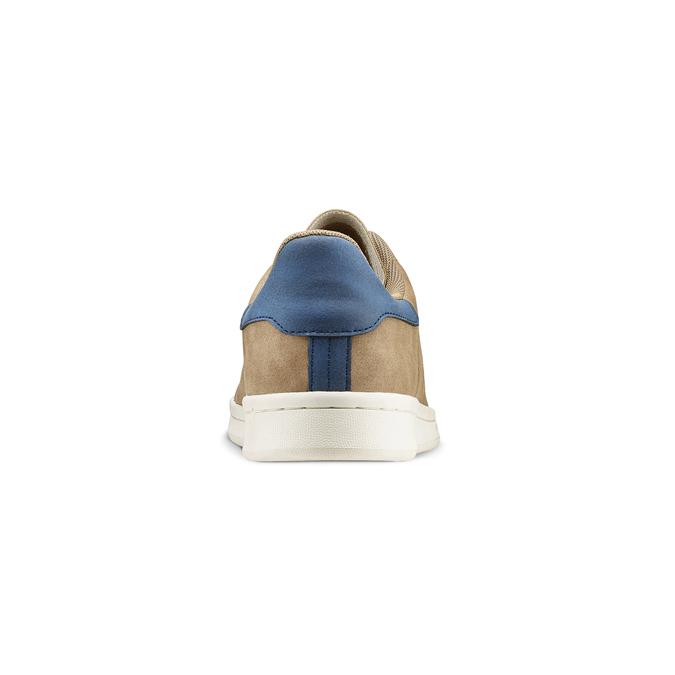 Men's shoes north-star, Beige, 841-3731 - 16