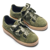 Women's shoes north-star, Vert, 523-7484 - 19