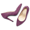 Women's shoes insolia, Rouge, 723-5111 - 19