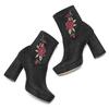 Women's shoes bata, Noir, 799-6157 - 19