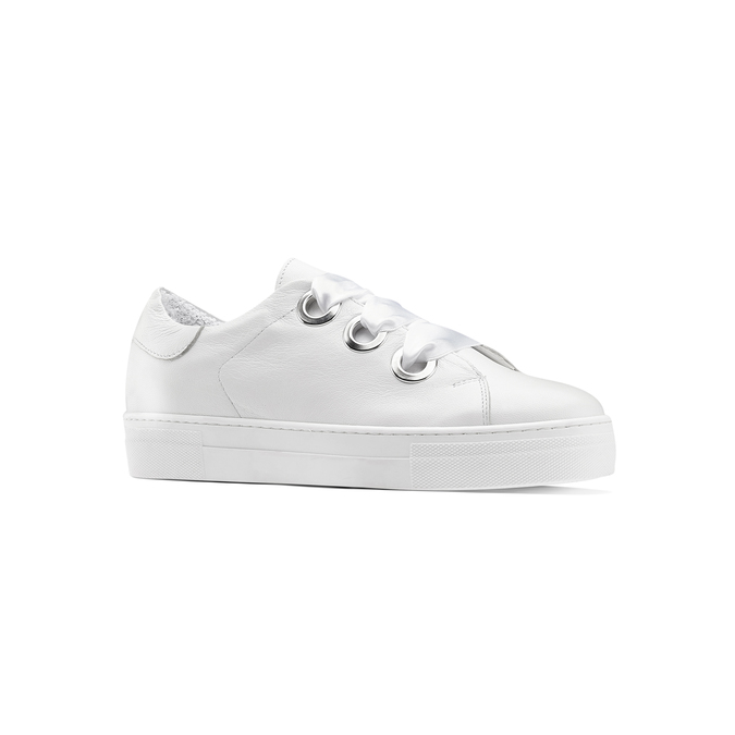 Women's shoes north-star, Blanc, 544-1359 - 13