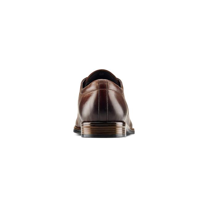 Men's shoes bata, Brun, 824-4999 - 15