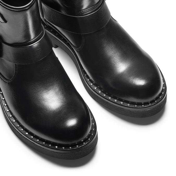 BATA Chaussures Femme bata, Noir, 591-6143 - 15