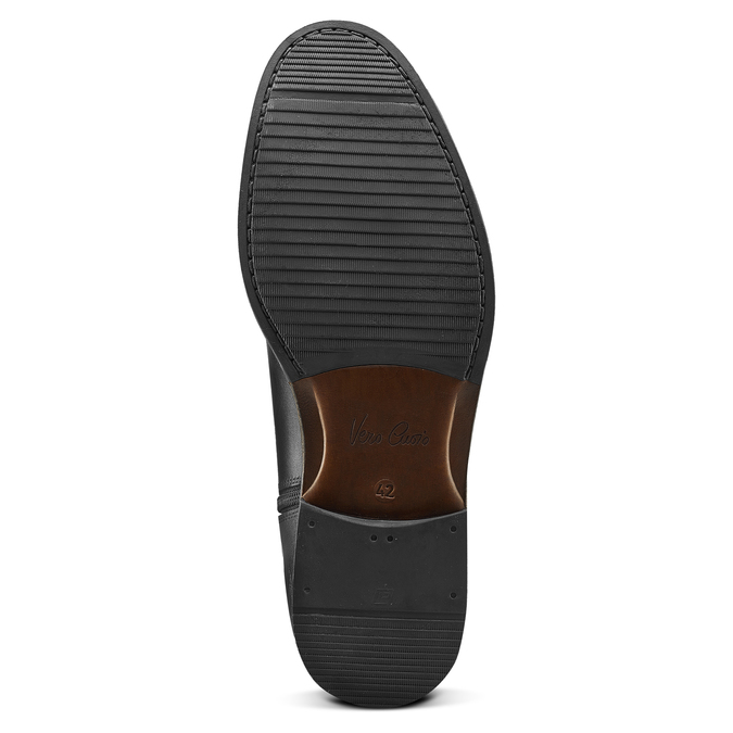 Men's shoes bata, Noir, 894-6737 - 17