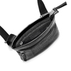Cross body en cuir bata, Noir, 964-6131 - 16