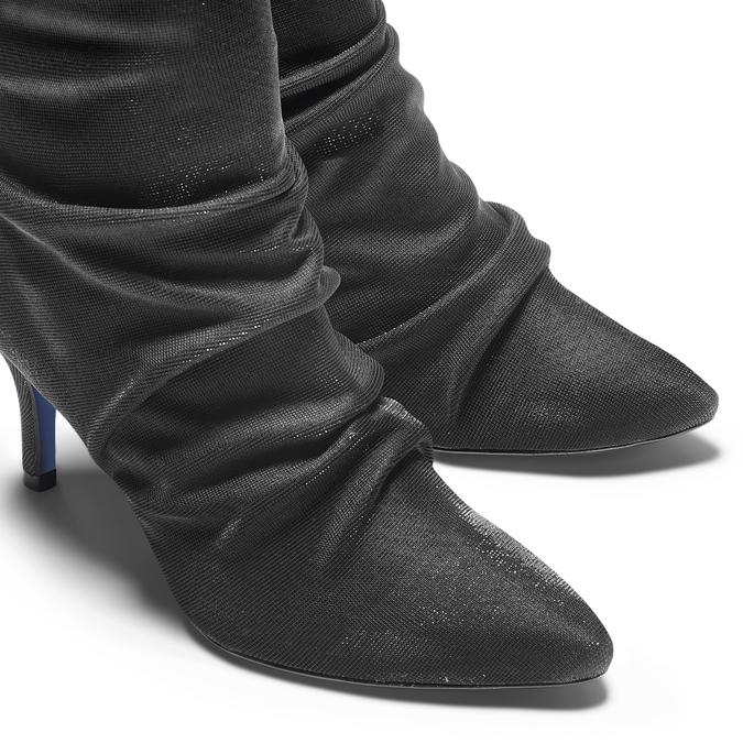 Women's shoes bata, Noir, 799-6201 - 15