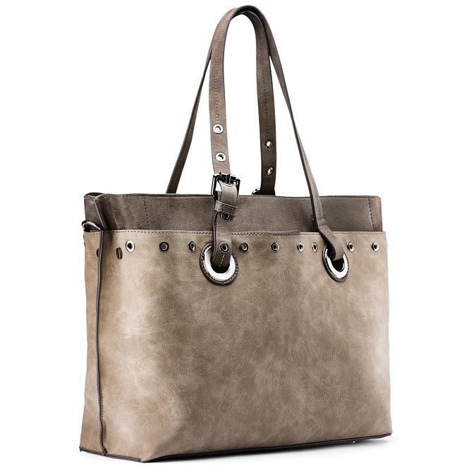 Bags bata, Beige, 961-2100 - 13