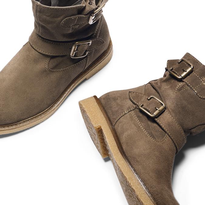 MINI B Chaussures Enfant mini-b, Brun, 393-3426 - 19