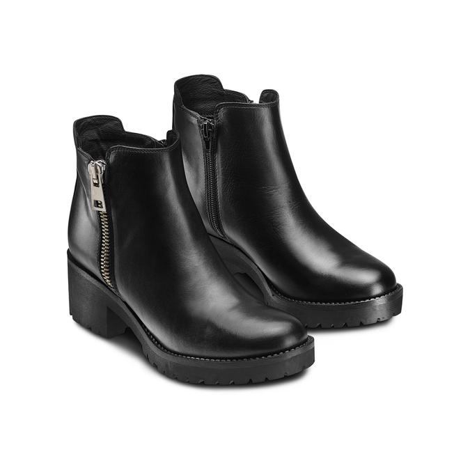 Women's shoes bata, Noir, 794-6220 - 16