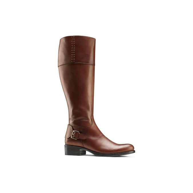 Women's shoes bata, Brun, 594-3427 - 13