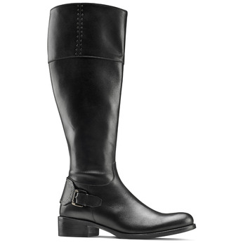 Women's shoes bata, Noir, 594-6427 - 13