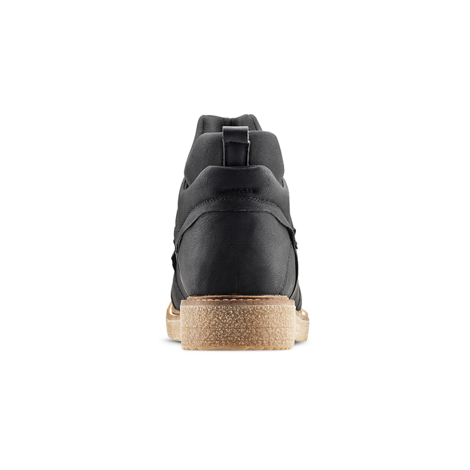 Women's shoes bata, Noir, 591-6231 - 16