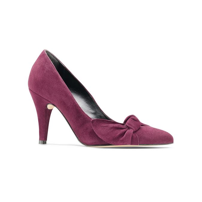 Women's shoes bata, Rouge, 723-5981 - 13