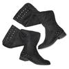 Women's shoes bata, Noir, 599-6113 - 19