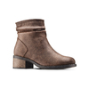 Women's shoes bata, Brun, 691-4408 - 13