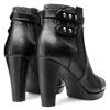 Women's shoes bata, Noir, 791-6665 - 19