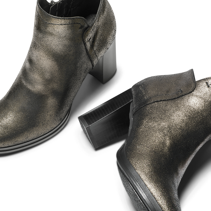 BATA Chaussures Femme bata, Noir, 794-6690 - 19