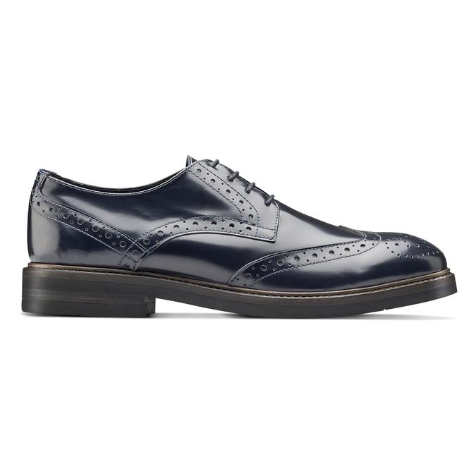 Men's shoes bata, Violet, 824-9231 - 26