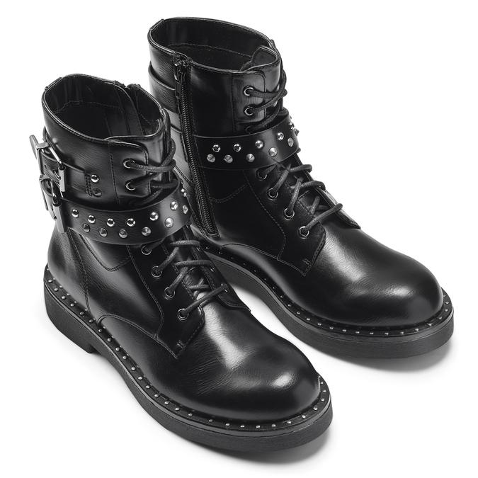 Women's shoes bata, Noir, 591-6141 - 19