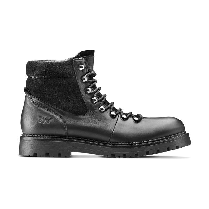 Women's shoes weinbrenner, Noir, 594-6349 - 26